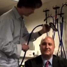 Британцы блокировали магнитом речевой центр в мозге человека