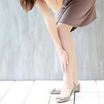 Лишний вес - причина усталых ног