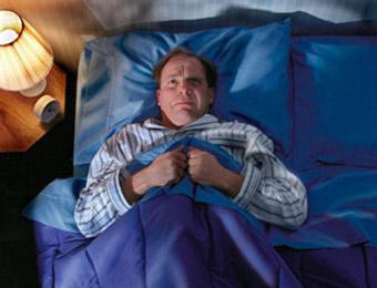 Бессонница может привести к инфаркту