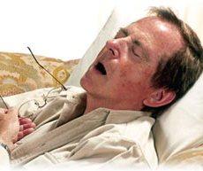 Апноэ может привести к тихому инсульту