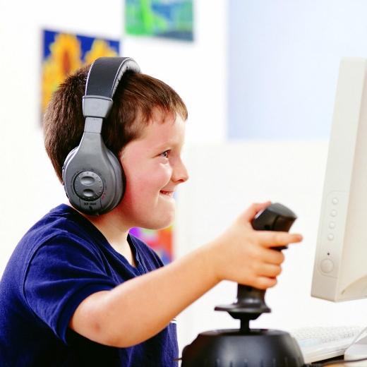 Видеоигры развивают мозг