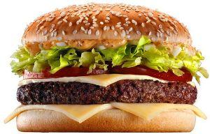 Гамбургеры сокращают жизнь